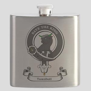 Badge-Turnbull [Bedrule] Flask